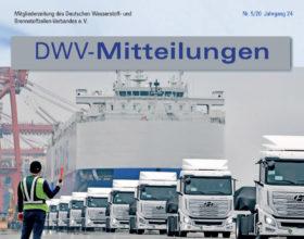 DWV-Mitteilungen Nr. 5/20 Jahrgang 24
