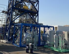 EGEB: This Tokyo Facility Converts Sewage Into Clean Hydrogen